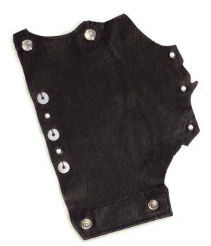Bracelet femme cuir noir exclusif cats paw