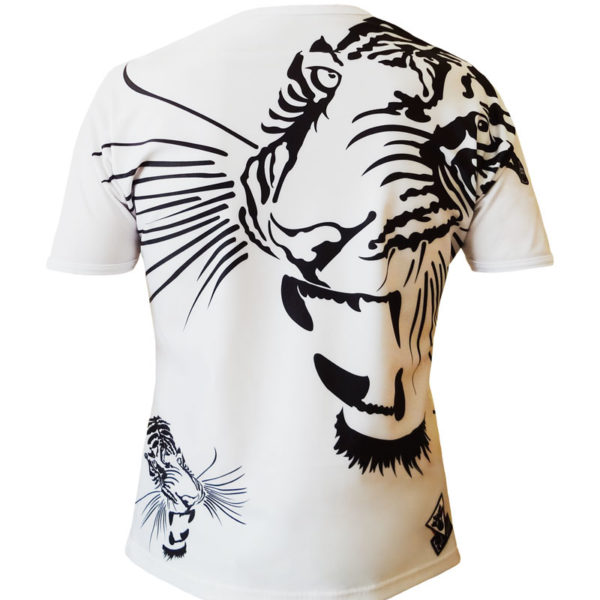Collection T-shirts L'Exception T-shirt royal tiger homme