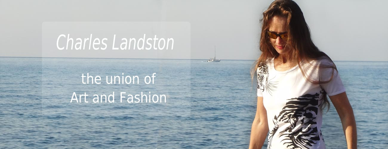 Charles Landston : the art and Fashion