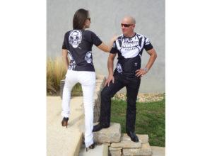 """Art-T for woman """"skull"""" - Art-T - Coupe ajustée de femme, homme"""