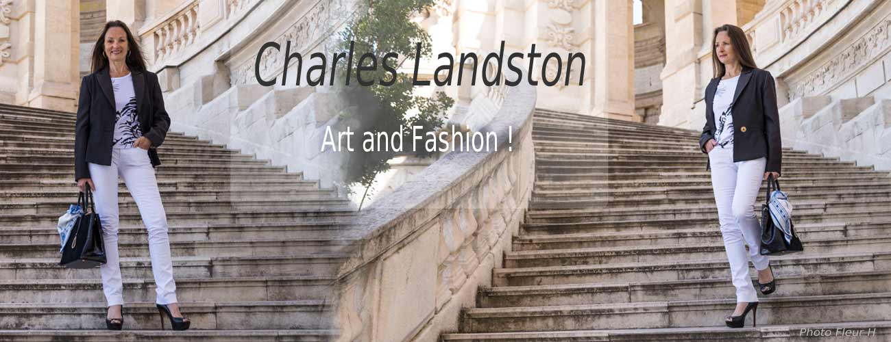 Charles landston : Art and Fashion