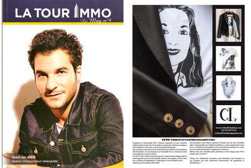 La tour immo Parution d'avril à août 2019 dans La Tour Immo magazine