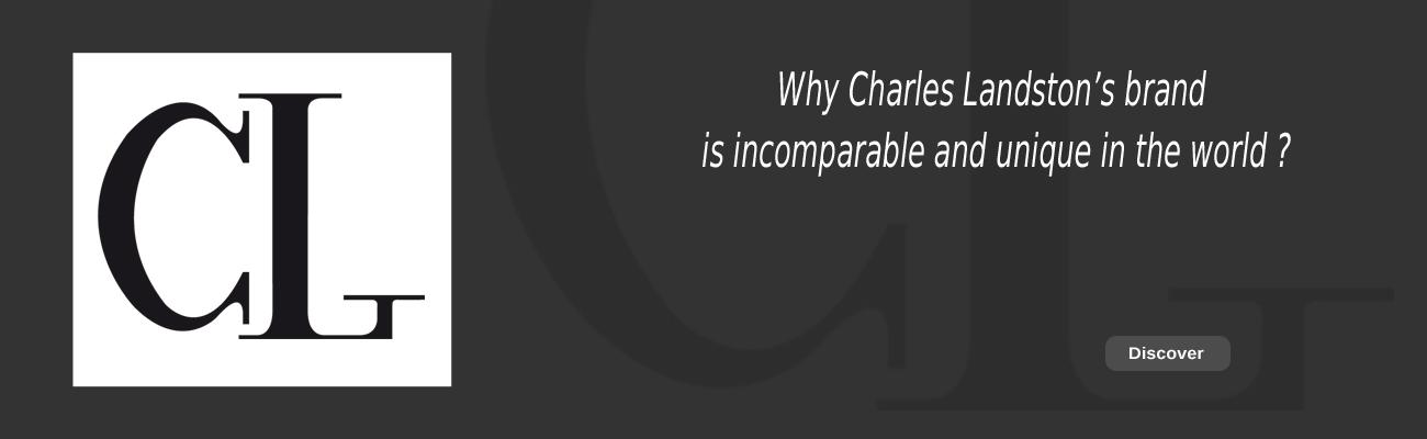 Charles Landston's brand