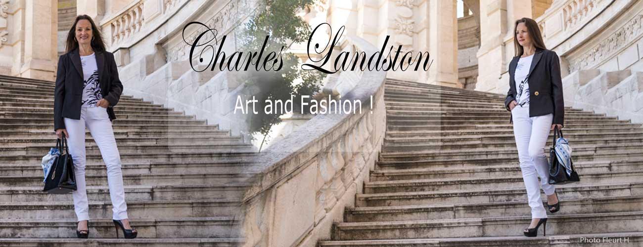 Charles Landston