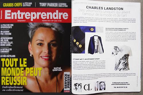 Entreprise magazine septembre 2019