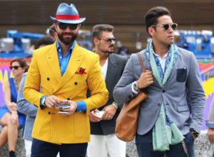 Comment associer les couleurs des vêtements homme : des conseils pour un look sans faute de goût en mixant les couleurs tertiaires | 02/12