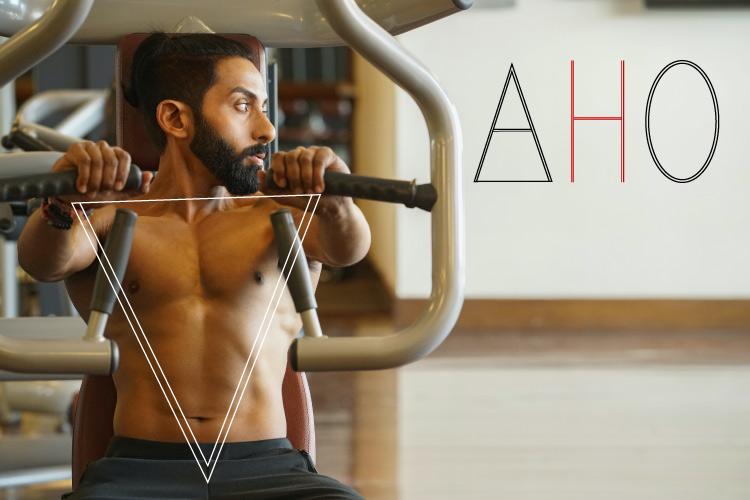 Shape masculine body Transgender Bodybuilding