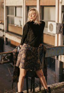 Morphologie en O - Portez des jupes de forme trapèze