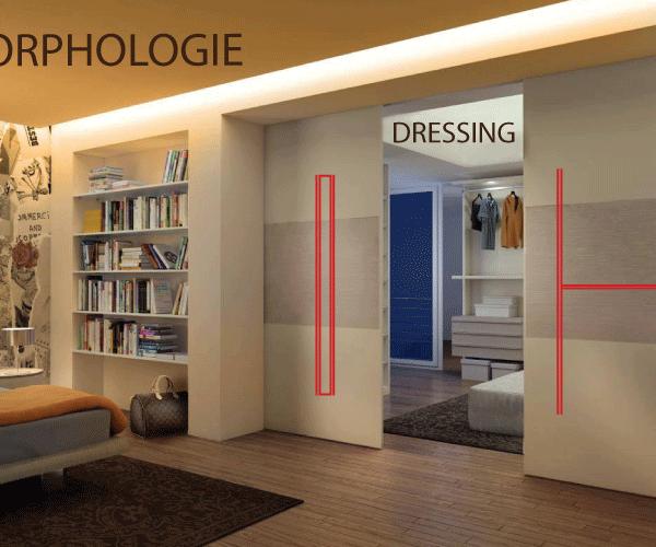 Morphologie en H et I : le dressing idéal - Tout sur la garde-robe parfaite