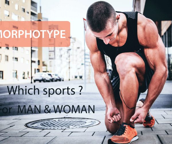 Morphotype_Which sports for man and woman ?