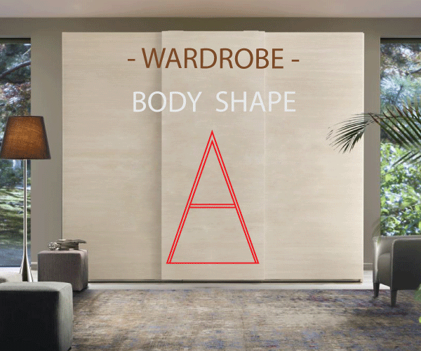 Male A body shape : what is my ideal wardrobe ?