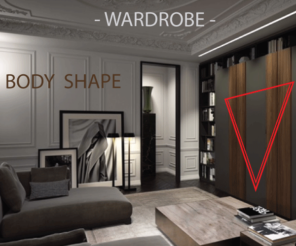 Male V body shape : what is my ideal wardrobe ?