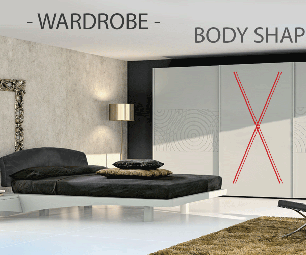 X body shape or hourglass : How to choose your ideal wardrobe ? A complete guide