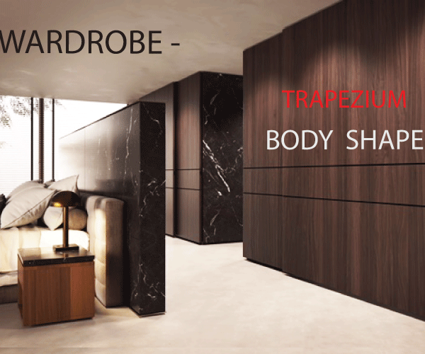 Male Trapezium body shape : what is my ideal wardrobe ?