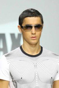 Lunettes de soleil et de vue : Conseils fondamentaux : comment choisir ses lunettes pour homme et femme - Morphologie du visage triangle cœur