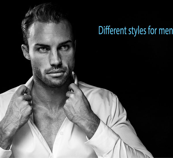 What are the different styles of men ?
