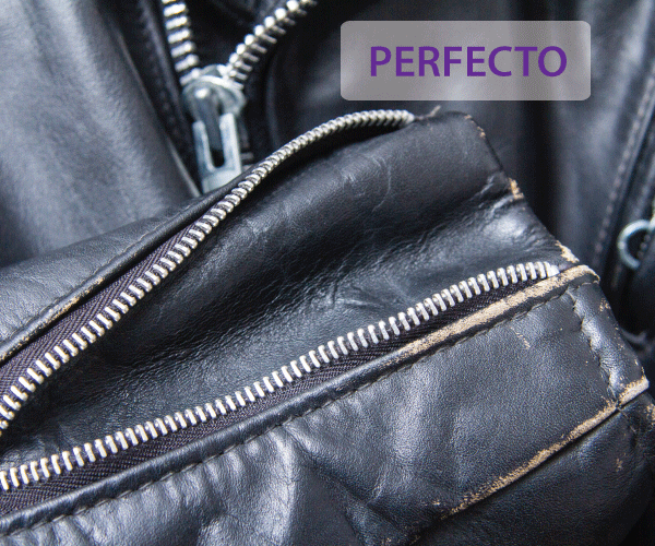 The perfecto is one of the most curved and legendary men's pieces